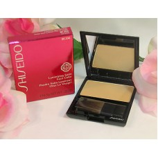 Shiseido Luminizing Satin Face Color BE 206 .22 oz 6g Full Size Beige Powder