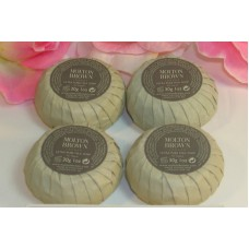 Molton Brown 4 Bars Of Ultra Pure Milk Soap 1 oz / 30 g Each 4 Ounces Total