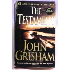 The Testament A Novel By John Grisham