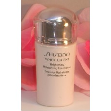 Shiseido White Lucent Brightening Moisturizing Emulsion .5 oz / 15 ml