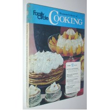 Vintage Family Circle Illustrated Library of Cooking 1972 Volume 10