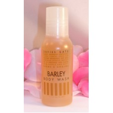 Davies Gate Barley Body Wash Seeds & Grains Collection  1.7 fl oz / 50 ml