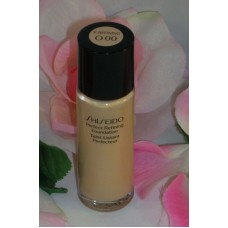 Shiseido Perfect Refining Foundation Very Light Ochre O00 .5 oz Travel Size