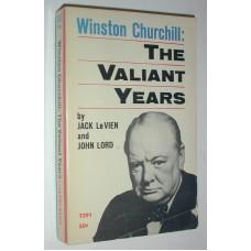 Vintage Winston Churchill The Valiant Years WWII