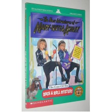 The New Adventures Of Mary Kate & Ashley The Case of The Rock And Roll Mystery
