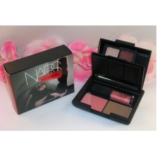 NARS Guy Bourdin Crime Of Passion Lip Gloss Eye Shadow Blush Bronzer Compact