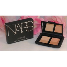 NARS Concealer Duo #1221 Vanilla / Honey  .14oz / 4 g Full Size Boxed