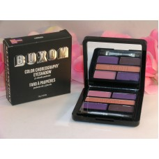 Buxom Eye Shadow Color Choreography 5 Shade Pallette Lambada Pink Purple Lavendar