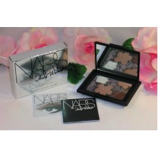 NARS Andy Warhol Eye Shadow Palette Compact Flowers #3 .45 oz 13 g Full Size