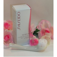 Shiseido The Skincare Cleansing Massage Brush Gentle Massage Foam Cleansers