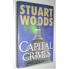 Capitol Crimes A Will Lee Novel By Stuart Woods