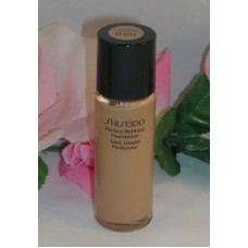 Shiseido Perfect Refining Foundation Nat Deep Beige B60 .5 fl oz Travel Size