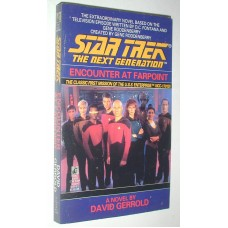 Star Trek The Next Generation Encounter at Farpoint A Novel By David Gerrold
