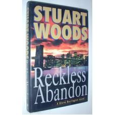 Reckless Abandon by Stuart Woods a Stone Barrington Novel