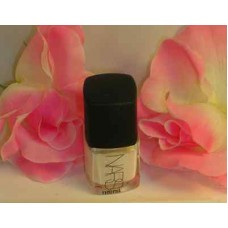 NARS Nail Polish Shiro-Nuri White French Manicure .25 floz / 7.4 ml