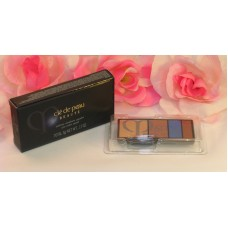 Shiseido Cle De Peau Beaute Eye Shadow Quad Refill #210 Colors & Highlights