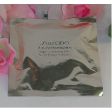 Shiseido Bio-Peformance Super Exfoliating Disc One (1) Sealed in  Package