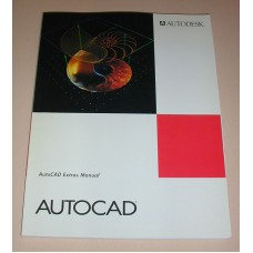 AutoCAD Extras Manual Release 12 Development System 1992