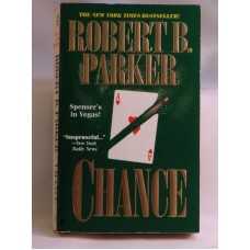 Chance A Novel By Robert B. Parker Spenser's in Vegas