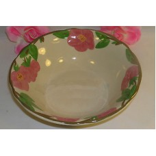"Franciscan Desert Rose 9"" Bowl Fruit Salad Vegtable Soup Potato Serving Bowl"