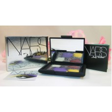 NARS Andy Warhol Eye Shadow Palette Compact Flowers #1 .45 oz 13 g Full Size