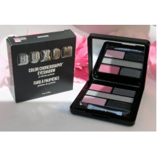 Buxom Eye Shadow Color Choreography 5 Shade Pallette Burlesque Pink Silver