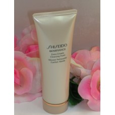 Shiseido Benefiance Extra Creamy Cleansing Foam 2.6 oz / 75 ml Full Size