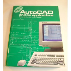 AutoCad And Its Applications Terrence M. Shumaker David A. Madsen 0-87006-861-X
