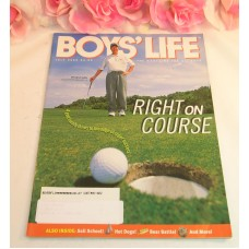 Boys Life Magazine July 2000 Golf Prairie Sailors Sun Racers Summer Band Camp