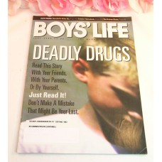 Boys Life Magazine June 2000 Deadly Drugs Lifesavings List Saddle Up Killer B's