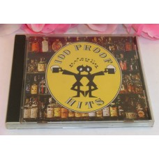 CD 100 Proof Hits K-Tel 1990 10 tracks Drink Songs Tequila Pina Colada Scotch Beer