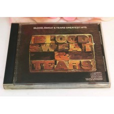 CD Blood Sweat & Tears Greatest Hits Columbia Records 11 Tracks