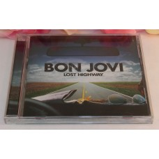 CD Bon Jovi Lost Highway 12 Tracks Gently Used CD 2007 Mercury Records