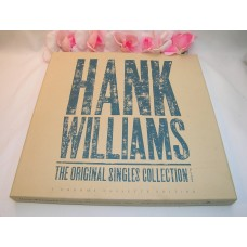 Cassette Hank Williams Special Boxed Set 3 Cassette Tapes & Booklet with Photos & Stories