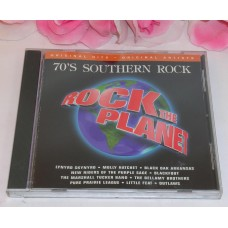 CD 70's Southern Rock 10 tracks Gently Used CD 1995 Warner Special Productions