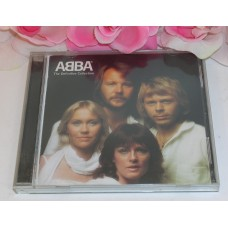 CD Abba The Definitive Collection 37 Tracks 2 CD Set 1972-82 Used CD Polar Music