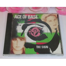 CD Ace of Base The Sign 1993 12 Tracks Gently Used CD Arista Records