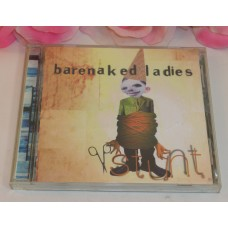 CD Bare Naked Ladies Stunt Reprise Records 13 Tracks 1998 Used CD