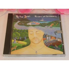 CD Billy Joel River of Dreams Gently Used CD Columbia Records 10 Tracks