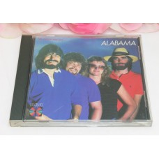 CD Alabama The Closer You Get Used CD BMG Music RCA 1983 10 Tracks