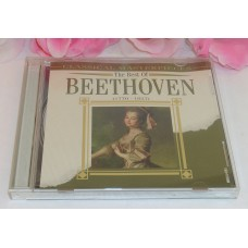 CD Beethoven The Best Of 6 Tracks Gently Used CD Madacy Records 1998