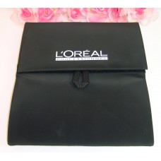 Loreal Professional Make up Cosmetic Travel Bag 4 Large pockets Carry Handle