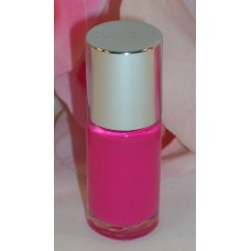Clinique A Different Nail Enamel # 04 Hi Sweetie Hot Pink .14 fl oz / 4 ml