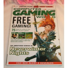 Computer Gaming World Magazine #192 2000 July Neverwinter Nights C&C Red Alert 2