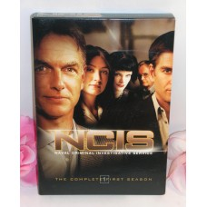 DVD NCIS  Season 1 TV Series Criminal Investigation 23 Episodes 8 Discs Used