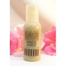 Davies Gate Whole Wheat Body Lotion Seeds & Grains Collection 1.7 fl oz