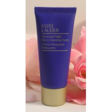 Estee Lauder Advanced Night Micro Cleansing Foam 1 fl oz 30 ml Travel Size