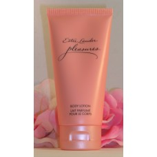 Estee Lauder Pleasures Perfumed Body Lotion 2.5 fl oz / 75 ml Tube