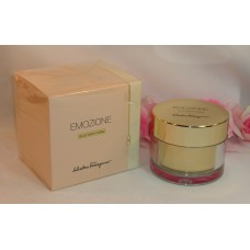 Salvatore Ferragamo Emozione Velvet  Body Cream Women Full Sz 5.4 oz  150 ml