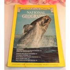 National Geographic Magazine March 1976 Volume 149 No.3 Whales Patagonia Solar